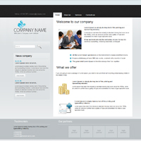 HTML Web site Sample 14
